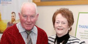 Leo Halpin, 76, County Dublin.